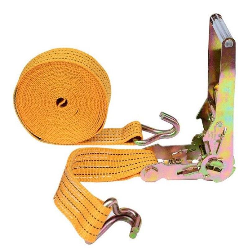 6M Ratchet Tensioner Polypropylene PP Webbing Bandage Rope Band Belts Binding Truck Transportation Home Travel Luggage Suitcases<br><br>Aliexpress
