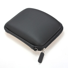 New Black Large 5 Inch Car GPS Bag Carry Case Cover In Car Holder For Tom Tom/Sat/NAV Navigator(China)
