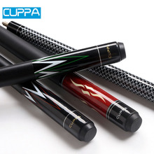 2017 New Color Cuppa Pool Cues Stick 13mm/11.5mm/10.5mm/ Tip Billiard China(China)