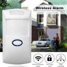 Buy Wireless PIR Sensor Motion Detector 433Mhz Alarm Sensors Wireless GSM/PSTN Auto Dial Home Security Alarm System for $11.43 in AliExpress store