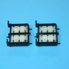 Ink pad Cap / Capping Top / Ink cap station For Epson R1900 R1800 R2000 R2400 Ink pad For Epson Printer parts head capping 2 pcs