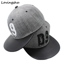 LOVINGSHA Number '09' Embroidery Design Unisex Baseball Caps For Women Hot Selling Men Hip Hop Snapback Caps AD023