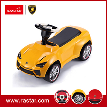 Rastar Licensed Urus concept foot to floor car ride on car with steering wheel and horn sound for kids 83600