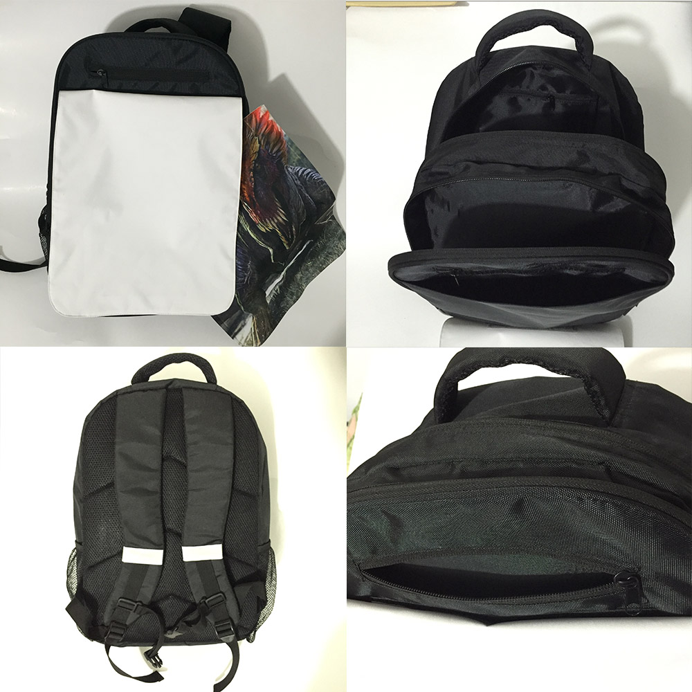 Bleach Printing Backpack