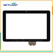 Original Black 10.1inch Touch screen For Acer Iconia Tab A210 A211 Digitizer glass panel Sensors Replacement (with logo)