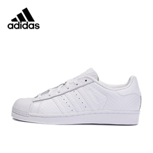 Original New Arrival Adidas Authentic Superstar Women's Skateboarding Shoes Sneakers(China)