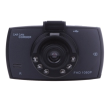 2.4 Inch LCD Car DVR VGA HD Full 1080P 6 LEDs Night Vision Car Camera Recorder 120 Degree Car dvr