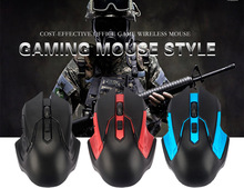 VONTAR 2.4GHz Mouse 6 buttons Optical Wireless Mini USB Mouse Mice For Computer PC Laptop Mouse 1600 DPI(China)