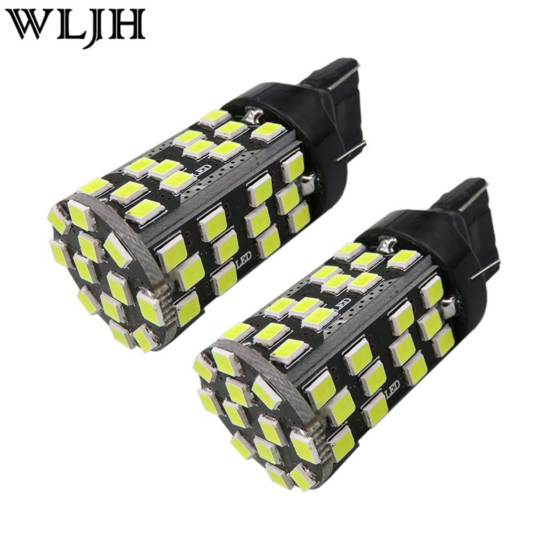 2pcs Xenon White Red Led T20 W21W 7443 Wedge Led Bulbs Auto Stop Lights Fog Light Car Styling Light Lamp Front Sidelight<br><br>Aliexpress