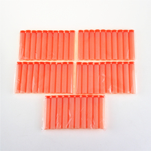 Pack of 50 Dart Refills Sucked Head Type Foam Bullets for Nerf Toy Gun(China)