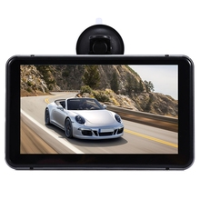 7 inch Vehicle Android DVR Touch Screen Video Player WiFi HD 1080P Automobile Data Recorder with GPS Navigation(China)