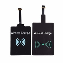Android Micro USB Universal Qi Wireless Charger Receiver Charging Adapter Receptor Receiver Pad Coil Chip For Samsung HUAWEI(China)