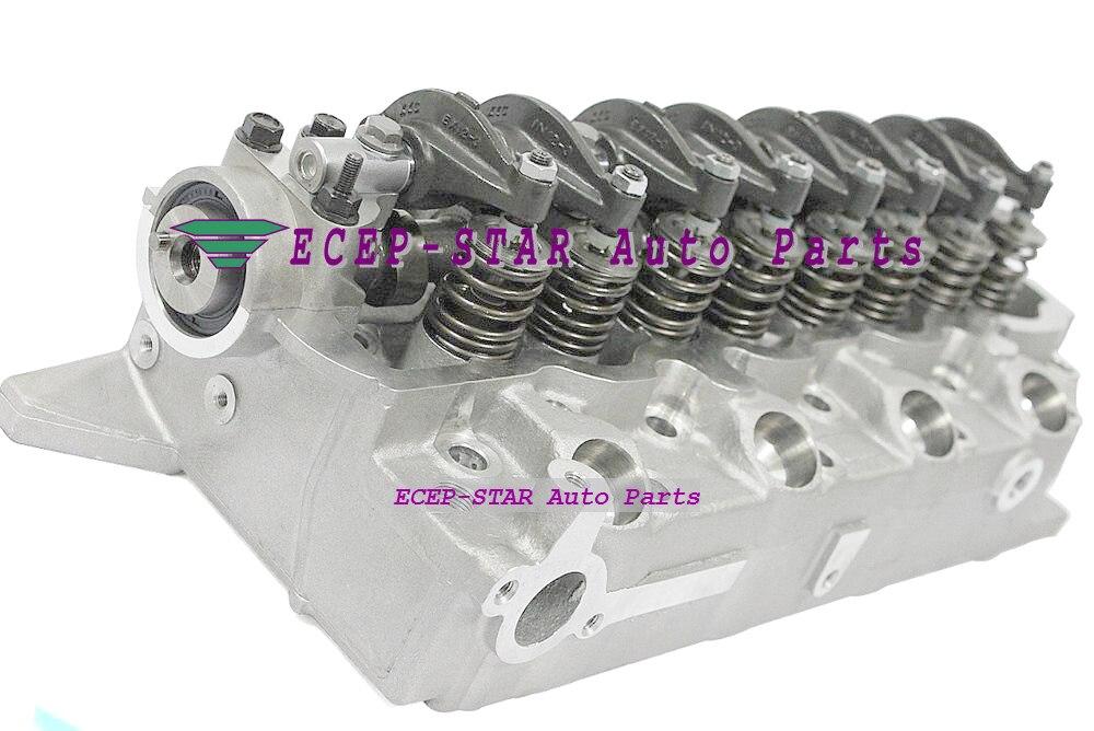 908613 D4BA 4D56 4D56T D4BH Complete Cylinder Head Assembly (3)