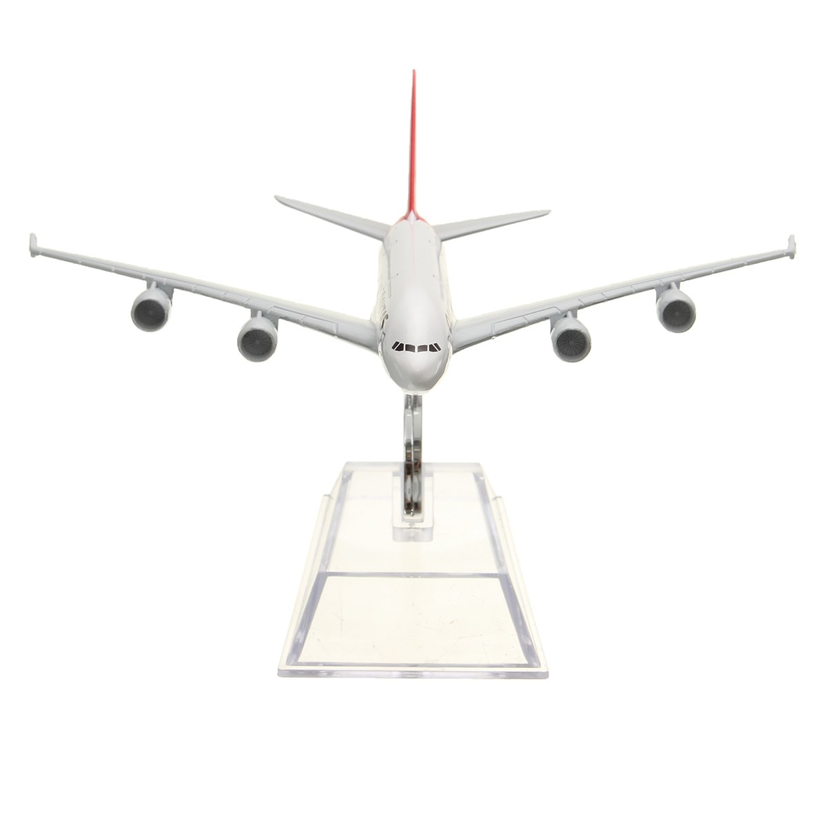 16cm Airplane Metal Plane Model Aircraft A380 AUSTRALIA QANTAS Aeroplane Scale Desk Toy Model Building Kits Toy For Children(China)