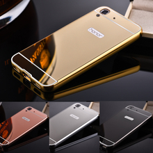 For Huawei P6 P7 P8 Coloured Alunminum Metal Frame Rim Bounding Box Cover Smart Mobile Cell Phone Cases