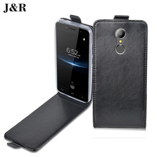 Buy J&R Leather Case HomTom HT37 Vertical Flip Cover HomTom HT37 5.0 inch Protective Phone Bags&Cases Qulaity for $3.99 in AliExpress store