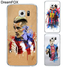 L366 Fashion Football Superstar Soft TPU Silicone Case Cover For Samsung Galaxy Note 3 4 5 8 S5 S6 S7 Edge S8 Plus Grand Prime