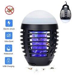 Лампа от комаров, для кемпинга, с USB-зарядкой