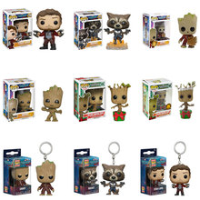 Funko POP Marvel: Guardians of the Galaxy - Holiday Dancing Groot Vinyl Action Figure Comes with Box