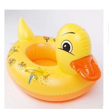 iEndyCn Baby Rhubarb Duck Swimming Ring Baby Swimming Ring Swimming  Pool  Accessories GXY163