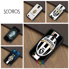 SCOZOS Football Soccer Team Juventus phone case for samsung galaxy S3 S4 S5 S6 S6 edge S7 S7 edge S8 Note 3 Note 4 Note 5 #qk134(China)