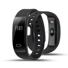 Waterproof Smart wristband QS80 Heart Rate Monitor Smartband Blood Pressure Pedomoter Fitness Sport Tracker Bracelet PK miband 2