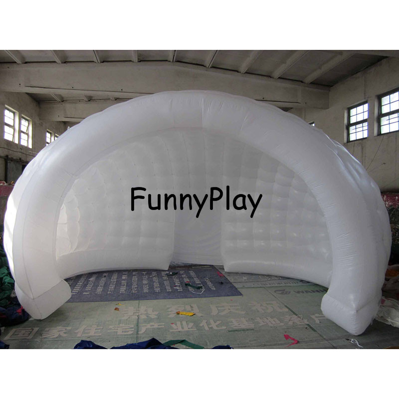 outdoor dome inflatable bar tent5