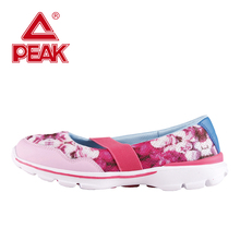 Buy PEAK Walking Shoes Women Shoes Running Walking Lightweight Soft Sole Summer Walking Shoes Sport New Ladies Breathable Sneakers for $38.69 in AliExpress store
