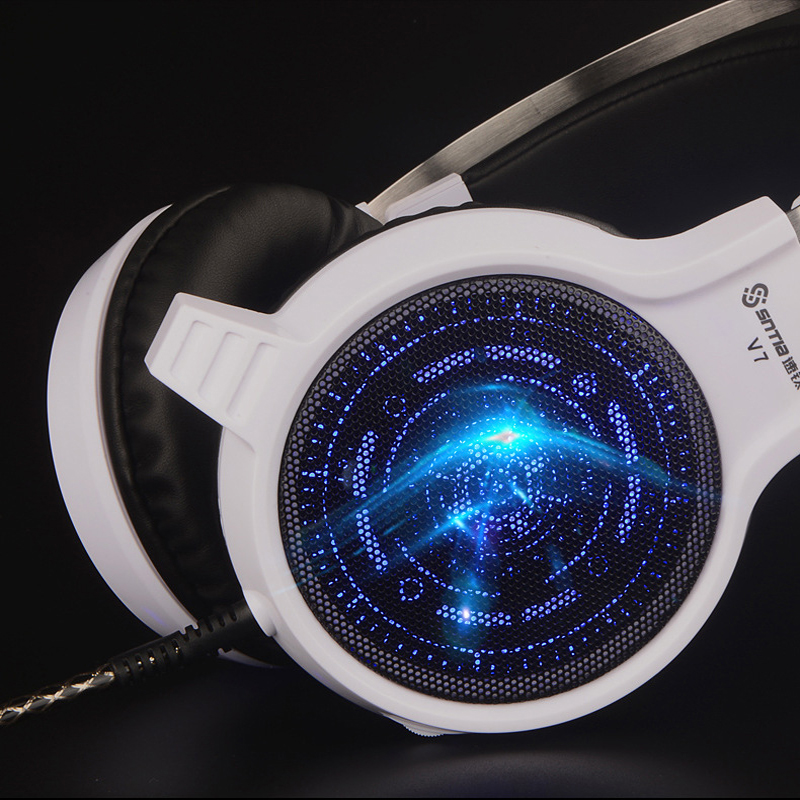 2.2M Game Headset Surround Sound Pro Gaming Headset Gamer Vibration Function Headphones Earphones with Mic for PC Notebook Game<br><br>Aliexpress