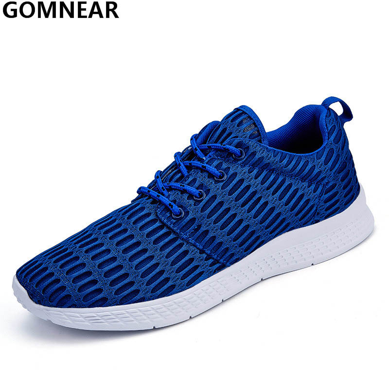 GOMNEAR Spring Womens Running Shoes Outdoor Lightweight Tourism Trekking Athletic Shoes Breathable Jogging Training Sport Shoe<br><br>Aliexpress
