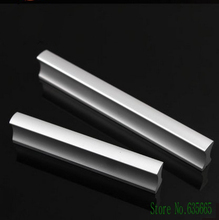 Modern Aluminum Alloy Furniture Hardware Handles Kitchen Cabinets Pull Knobs Drawer Wardrobe Bathroom Cupboard Door Accessories