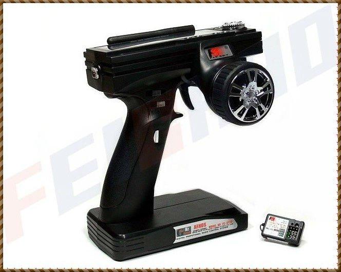 Flysky FS GT3B FS-GT3B 2.4G 3CH Gun Controller+ Receiver Transmitter For RC Car Boat F01719<br>