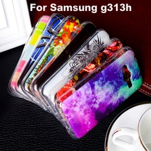 Soft TPU Plastic Case For Samsung Galaxy ACE 4 G313H G318H Ace 4 Lite NXT G313 4.0 inch SM-G313H Neo Duos DS G318ML G318F Shell
