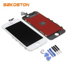 "AAA Quality Screen lcd For iPhone 5 5g LCD 4""for iPhone 5c 5s LCD Display Touch Screen Replacement parts Digitizer Assembly"