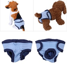 Female/Male Dog Diaper Puppy Diapers Pants Dog Wraps Doggy Panty Pet Underwear Physiological Sanitary Shorts 4 Colors(China)