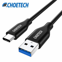 Buy CHOETECH 1M Type C Cable USB 3.0 Fast Charging USB C Cable Data Sync USB Type-C Charge Cable Samsung Galaxy S8 OnePlus 5 for $3.41 in AliExpress store