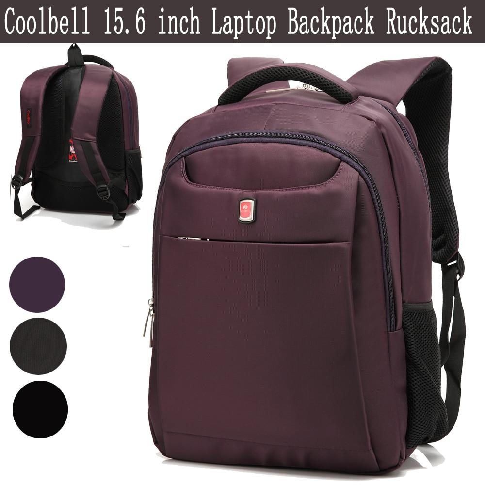 2017 New Fashion Laptop Bag 15.6 inch Laptop Backpack Business Luggage travel bags Notebook back pack men women Mochila Feminina<br><br>Aliexpress