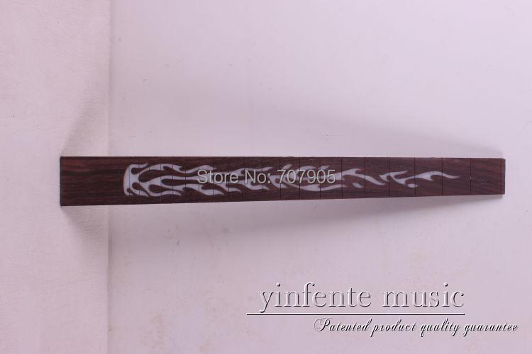 New 2 pcs   Guitar Fretboard electric guitar rosewood  Fretboard Parts High quality 17#<br><br>Aliexpress