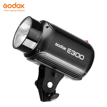 Godox E300 300Ws Photography Studio Strobe Photo Flash Light 300w Studio Flash(China)