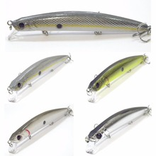 wLure Minnow Crankbait Hard Bait Tight Wobble Floating Jerkbait  High Quality ABS Model 15.2cm 28g Fishing Lure M591