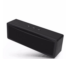 Roll over image to zoom in Share This: Sansui T18 Wireless Bluetooth Speaker 1200mAh Subwoofer Portable Speaker Black(China)