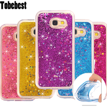 Buy Samsung Galaxy A7 2017 A720 Case Dynamic Liquid Glitter Bling Bling Sand Quicksand Star Soft TPU Crystal Clear Back Cover for $2.78 in AliExpress store