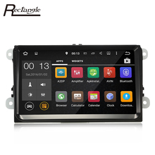 Rectangle 9001A Car Multimedia Player MP5 Video Player with Bluetooth FM Radio 9 inch Capacitive Touch Screen for Volkswagen