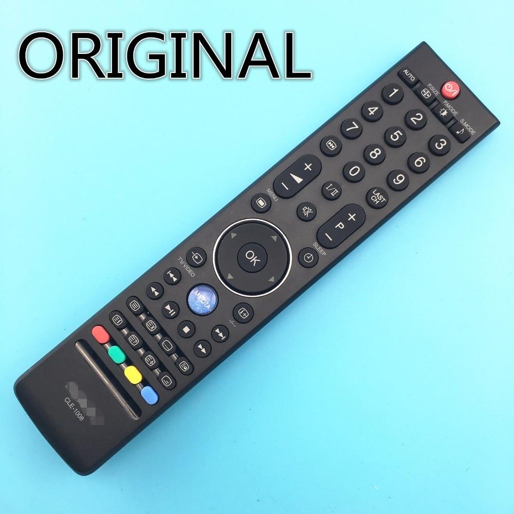 hitachi tv remote. remote control suitable for hitachi hd led lcd tv dvd cle-1008 original tv