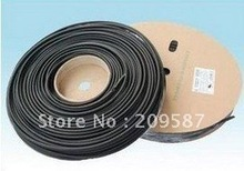 1.5mm 2mm 2.5mm 3mm 4mm 5mm 6mm 7mm  Inner Diameter Black color and other colors Heat Shrinkable Tube 10M(328FT)