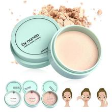 1PC Makeup loose Powder Bare mineralize skin finish oil control concealer Powder foundation face powder RP1-5