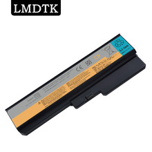 LMDTK NEW 6CELS LAPTOP BATTERY FOR LENOVO G430 G450 G455A G530 G550  L08S6C02 LO806D01  L08L6C02 L08L6Y02 L08N6Y02 FREE SHIPPING