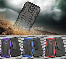 Buy Samsung Galaxy S5 Active G870 Protective Armor Impact Hard Case Cover+Holster Samsung Galaxy S5 Active G870 for $3.74 in AliExpress store