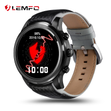 "Lemfo LEM5 Smart Watch Android 5.1 OS 1.39"" IPS OLED screen 1GB+8GB Support SIM card GPS WiFi Smartwatch For Android IOS Phone"
