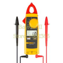 FLUKE 362 AC/DC 200A Basic Functions Digital Clamp Meter for AC/DC Voltage Current ,Resistance, Continuity Measurement